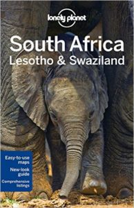 Lonely Planet South Africa - Best Books for Traveling with Kids